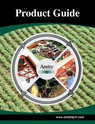 Potato Equipment Product Guide - Amity Technology