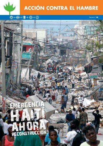 REVISTA 48 AcH feb/10 - Acción Contra el Hambre