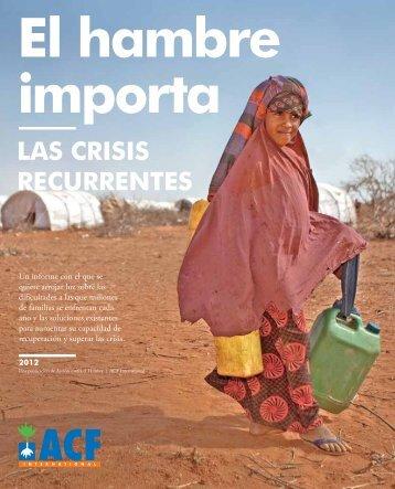 El hambre importa - Compromiso RSE