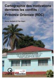 Province Orientale (RDC) - Ipis