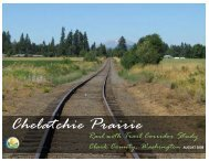 Chelatchie Prairie Rail-with-Trail Corridor Study - Atfiles.org