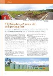 kk kingston - Business Advantage International