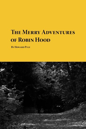 The Merry Adventures of Robin Hood - Planet eBook