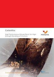 Carbothix - Minova