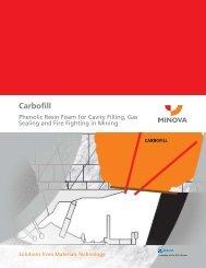 Carbofill - Minova