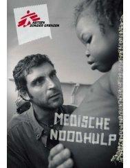 Download deze brochure hier - Artsen Zonder Grenzen