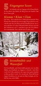 Klamschlucht mit dem Strindbergweg - Strindbergmuseum Saxen - Seite 6