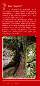 Klamschlucht mit dem Strindbergweg - Strindbergmuseum Saxen - Seite 7