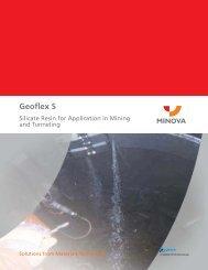 Geoflex S - Minova