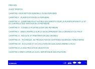 Guide Pratique d'Implantation de Pépinières Villageoises au ... - estis