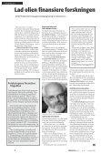 Politiske udnævnelser - FORSKERforum - Page 4