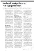 Politiske udnævnelser - FORSKERforum - Page 6