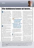 Tenure-track med torne - FORSKERforum - Page 2