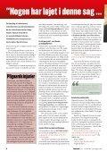 Tenure-track med torne - FORSKERforum - Page 6