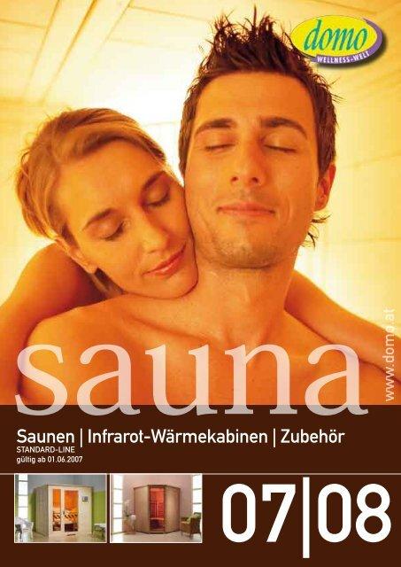 Saunen | Infrarot-Wärmekabinen | Zubehör