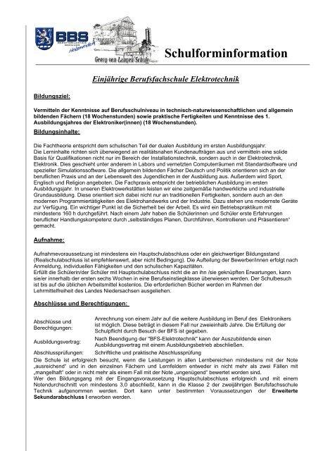 BFS ASHK Konzept - BBS-Holzminden