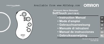 Touch tens инструкция на русском языке