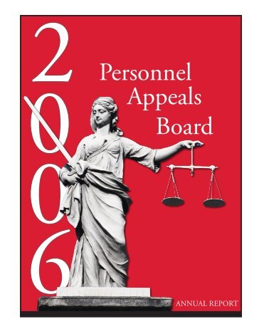 personnel appeals Board staff - PAB