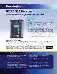 R320 GNSS Receiver.pdf - Bruttour International