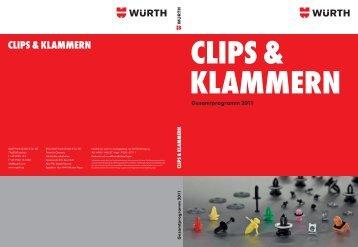 CLIPS & KLAMMERN
