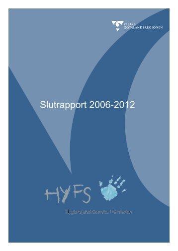 Slutrapport Hyfs 20141128