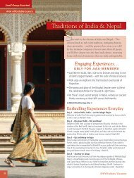 Traditions of India & Nepal - AAA.com