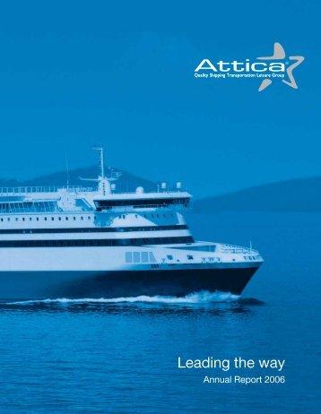 Attica Group 2006