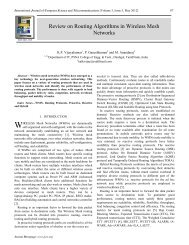 Review on Routing Algorithms in Wireless Mesh Networks
