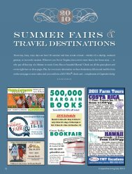 Summer Fairs & - Cooperative Living Magazine