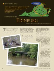 EDINBURG - Cooperative Living Magazine