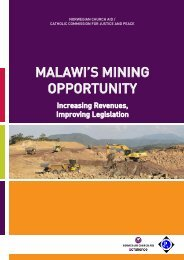 Malawi's Mining Opportunity - Curtis Research