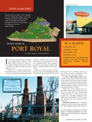 PORT ROYAL - Cooperative Living Magazine