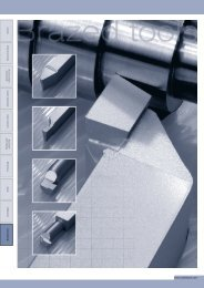 K - Brazed tools.FH11