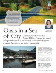 Stories From The Rd. - Cooperative Living Magazine