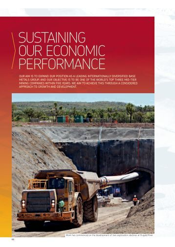 Sustaining our economic performance (PDF) - Interactive Investor