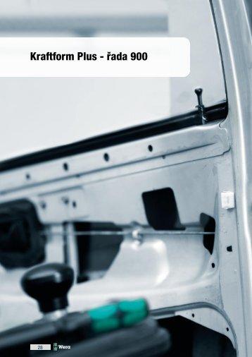 Šroubováky Kraftform Plus - řada 900 str. 028 - AB EFEKT spol. s ro