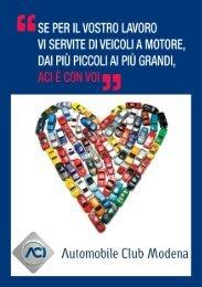 veicoli leggeri - Aci Automobile Club Modena