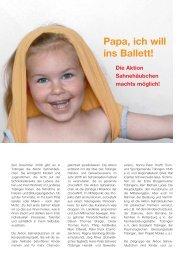 Papa, ich will ins Ballett! - Institut für Social Marketing