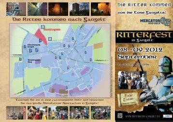 Laden Sie sich hier die Einladung zum Ritterfest ... - Selfkantblogger