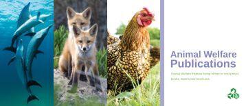 Publications - Animal Welfare Institute