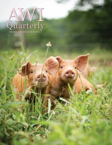Download - Animal Welfare Institute