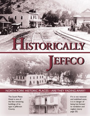 1998: Volume 11, Issue 19 - Historic Jeffco