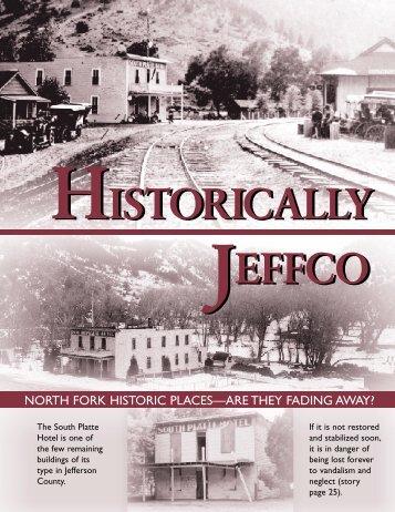 1998: Volume 11, Issue 19 - Historic Jeffco