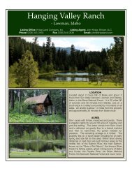 Hanging Valley Ranch edit - Knipe Land Company