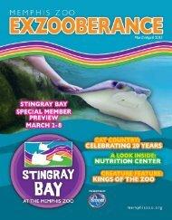 March/April - Memphis Zoo