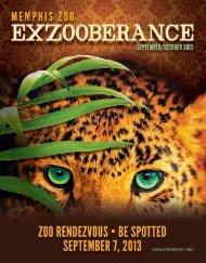 September/October - Memphis Zoo