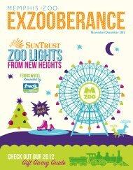 November/December - Memphis Zoo