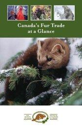 Canada's Fur Trade at a Glance - Fur Institute of Canada