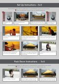 Setup Instructions - Extreme Marquees - Page 3