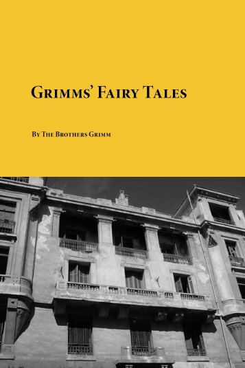 Grimms' Fairy Tales - Planet eBook